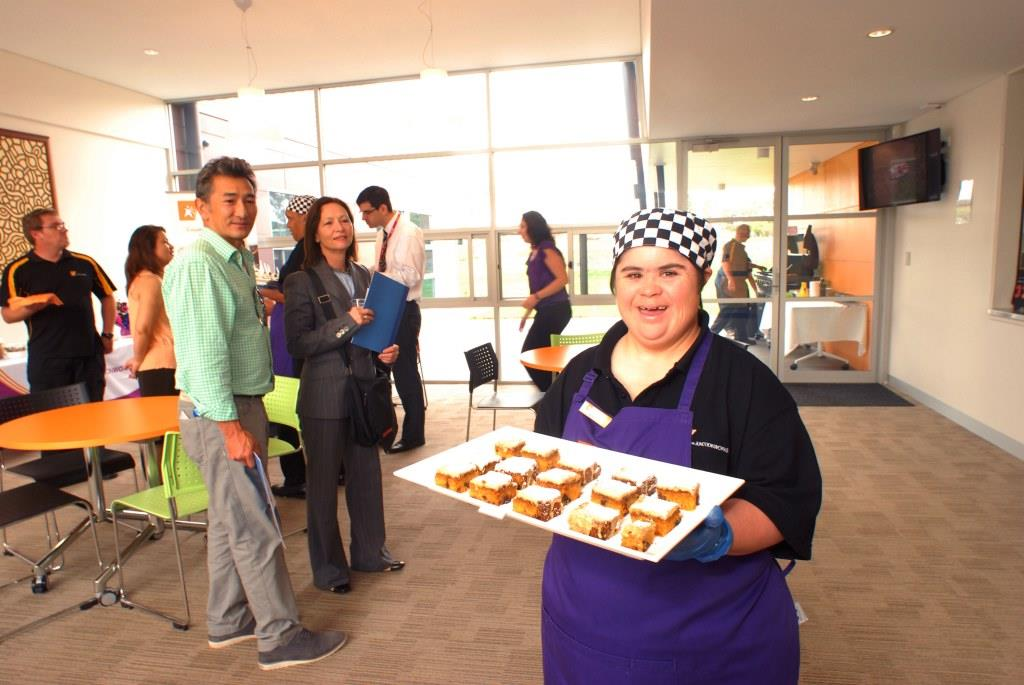 Catering at Austral