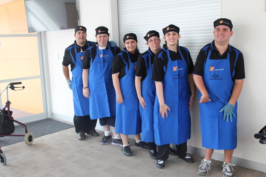 The Works Catering Crew Austral